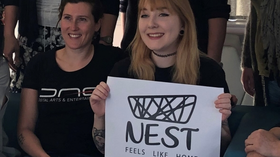 Nest buddygezinnen voor internationale studenten